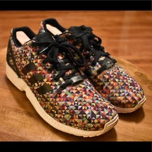 Adidas Originals ZX Flux Torsions Multicolor 9.5
